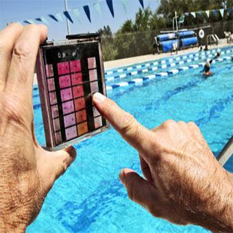 onderhoud openbaar zwembad