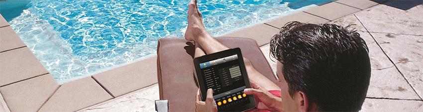 zwembad automatisering